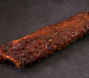 Spicy spareribs